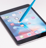 Touchscreen Stift blau